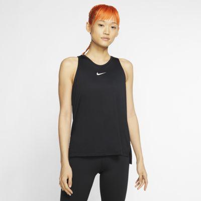 เสื้อกล้ามวิ่งกราฟิกผู้หญิง Nike Dri-FIT