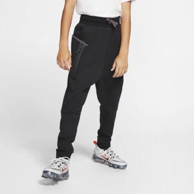 Nike Sportswear Tech Fleece 大童(男孩)长裤