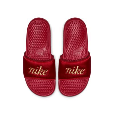 Nike Benassi JDI TXT SE Chanclas - Mujer