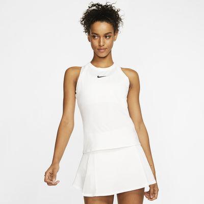 NikeCourt Dri-FIT tennistopp til dame