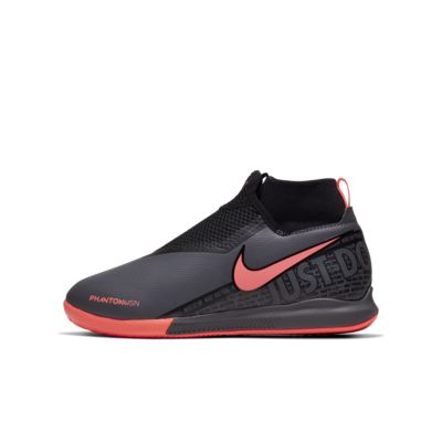 Nike Jr. Phantom Vision Academy Dynamic Fit IC Kids' Indoor/Court Football Boot