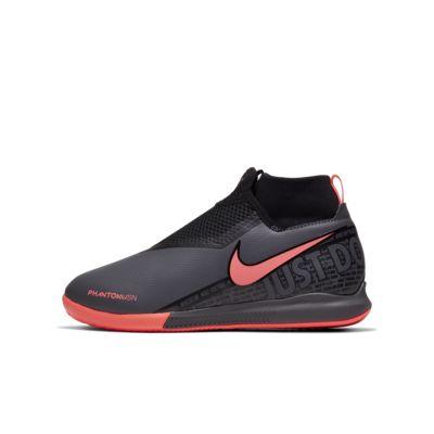 Nike Jr. Phantom Vision Academy Dynamic Fit IC Voetbalschoen zaal/straat voor kids