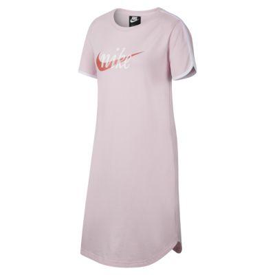 Nike Sportswear 大童(女孩)针织连衣裙
