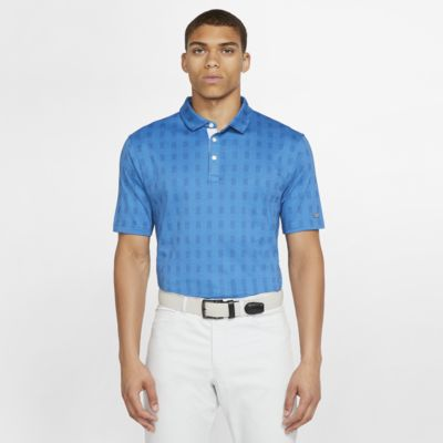 Nike Dri-FIT Player Men's Checked Golf Polo