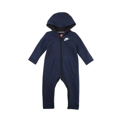 Nike Sportswear Tech Fleece Baby (12–24M) Hooded Overalls