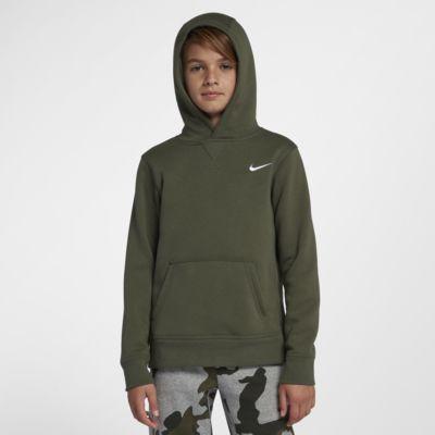 Dětská tréninková mikina Nike s kapucí
