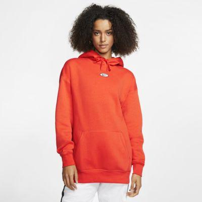 Dámská mikina s kapucí Nike Sportswear Swoosh