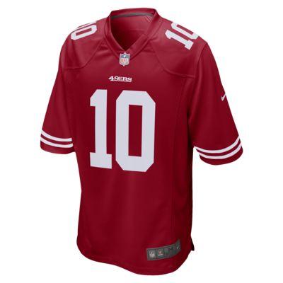 Fotbollströja NFL San Francisco 49ers (Jimmy Garoppolo) för män