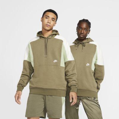 Sweat à capuche color block Nike Sportswear