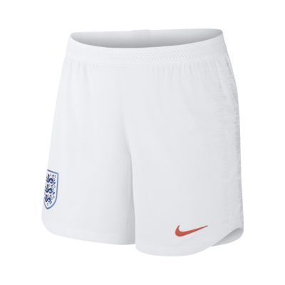 Short de football England 2019 Vapor Match Home pour Femme