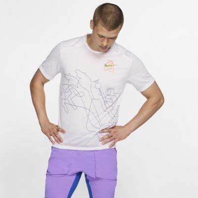 Nike Rise 365 Berlin Men's Short-Sleeve Running Top