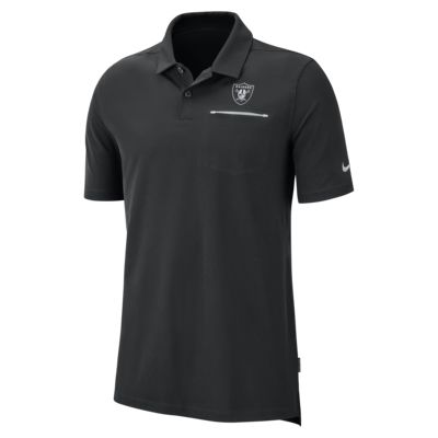 Nike Dri-FIT (NFL Raiders) Men's Polo