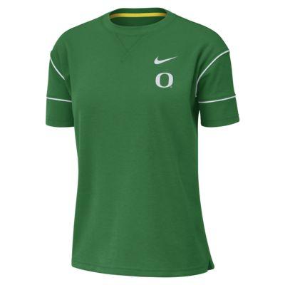 Nike College Breathe (Oregon) Women's Short-Sleeve Top