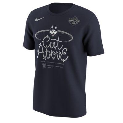 Nike College Regional Locker Room Albany (UConn) Men's Short-Sleeve T-Shirt