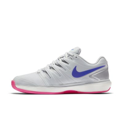 NikeCourt Air Zoom Prestige tennissko for grusbane til dame