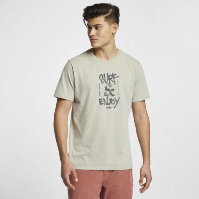 T-shirt Hurley Dri-FIT Surf And Enjoy för män