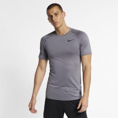 Prenda para la parte superior de manga corta para hombre Nike Breathe Pro