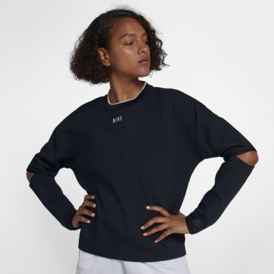 เสื้อคอกลมผู้หญิง Nike Sportswear Tech Pack