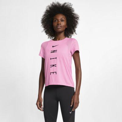Nike Run Women's Graphic Running Top