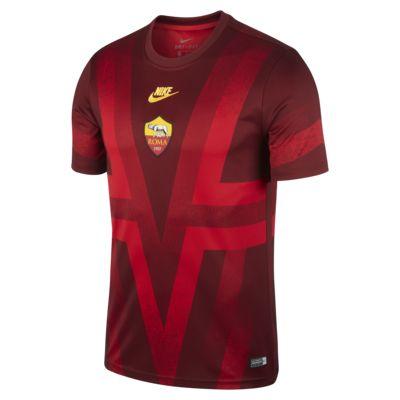 A.S. Roma kortermet fotballoverdel til herre