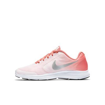Calzado de running para niños talla grande Nike Revolution 3