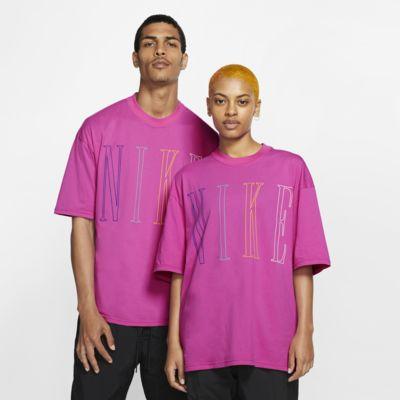Firkantet Nike-T-shirt med korte ærmer