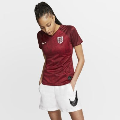 Maillot de football England 2019 Stadium Away pour Femme