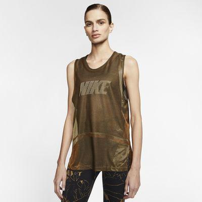 Nike Icon Clash Samarreta de tirants d'entrenament - Dona