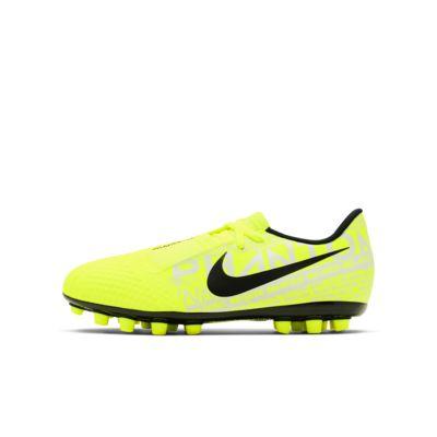 Nike Jr. Phantom Venom Academy AG Younger/Older Kids' Artificial-Grass Football Boot