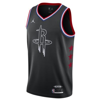 James Harden All-Star Edition Swingman Men's Jordan NBA Connected Jersey