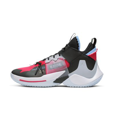 Jordan 'Why Not?' Zer0.2 SE Basketball Shoe