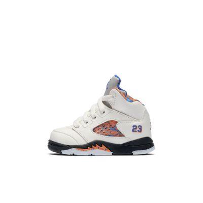 Air Jordan 5 Retro 嬰幼兒童鞋款