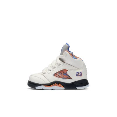 Air Jordan 5 Retro Baby & Toddler Kids' Shoe