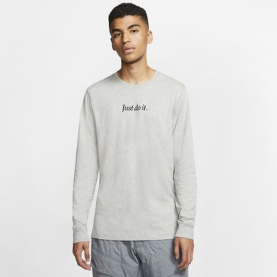 Nike Sportswear Men's JDI Long-Sleeve T-Shirt