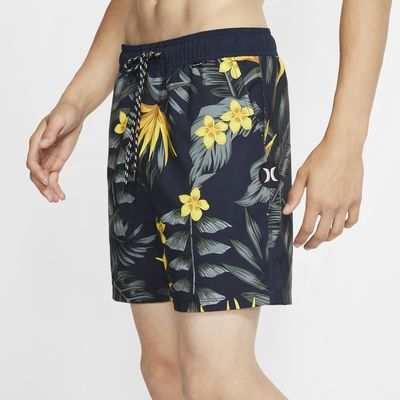 "Hurley Party Wave Volley Men's 17"" Board Shorts"