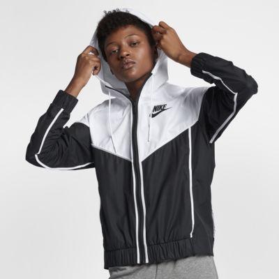 Vävd windbreaker Nike Sportswear Windrunner för kvinnor