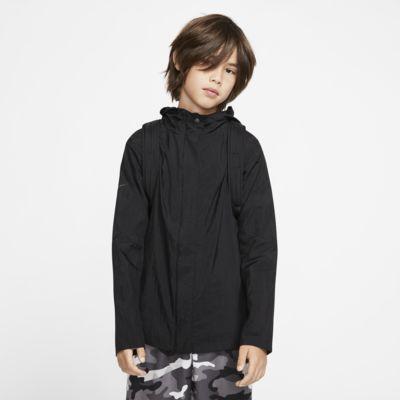 Batoh a bunda v jednom Nike Sportswear Tech Pack pro větší děti (chlapce)