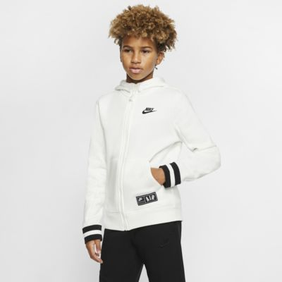 Nike Air Big Kids' Full-Zip Hoodie