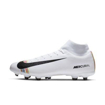 รองเท้าสตั๊ดฟุตบอลสำหรับพื้นหลายประเภท Nike Mercurial Superfly 6 Academy LVL UP MG