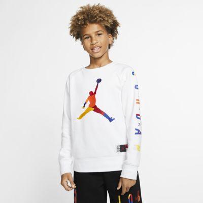 Air Jordan Dessuadora de teixit Fleece - Nen