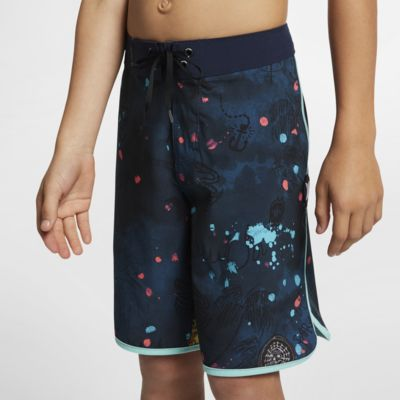 "Hurley Phantom Scribble Boys' 16""/41cm Boardshorts"
