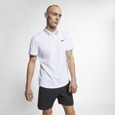 Męska koszulka polo do tenisa NikeCourt Advantage