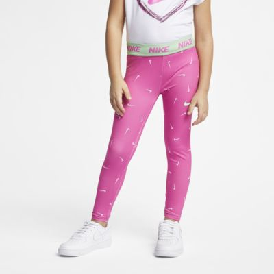 Nike Dri-FIT Little Kids' Leggings