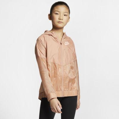 Куртка для школьников Nike Sportswear Windrunner