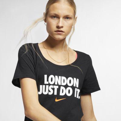 T-shirt Nike Sportswear (London) JDI för kvinnor