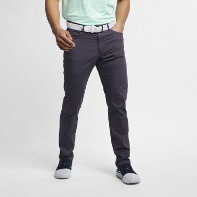Ανδρικό παντελόνι γκολφ με στενή εφαρμογή και 5 τσέπες Nike Flex