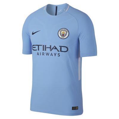 Купить Мужское футбольное джерси 2017/18 Manchester City FC Vapor Match Home