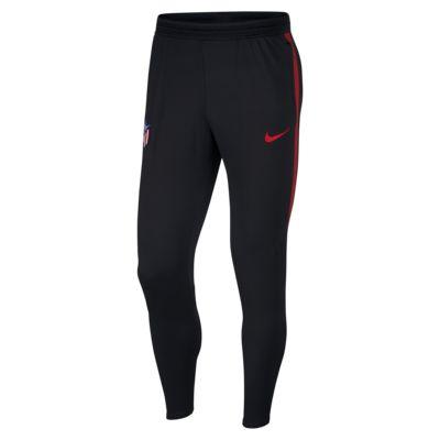 Męskie spodnie piłkarskie Nike Dri-FIT Atlético de Madrid Strike