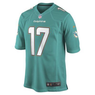 NFL Miami Dolphins (Ryan Tannehill)-hjemmedrakt for amerikansk fotball for herre