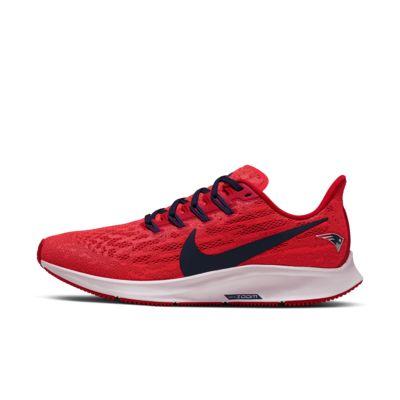 Nike Air Zoom Pegasus 36 (Patriots) Women's Running Shoe